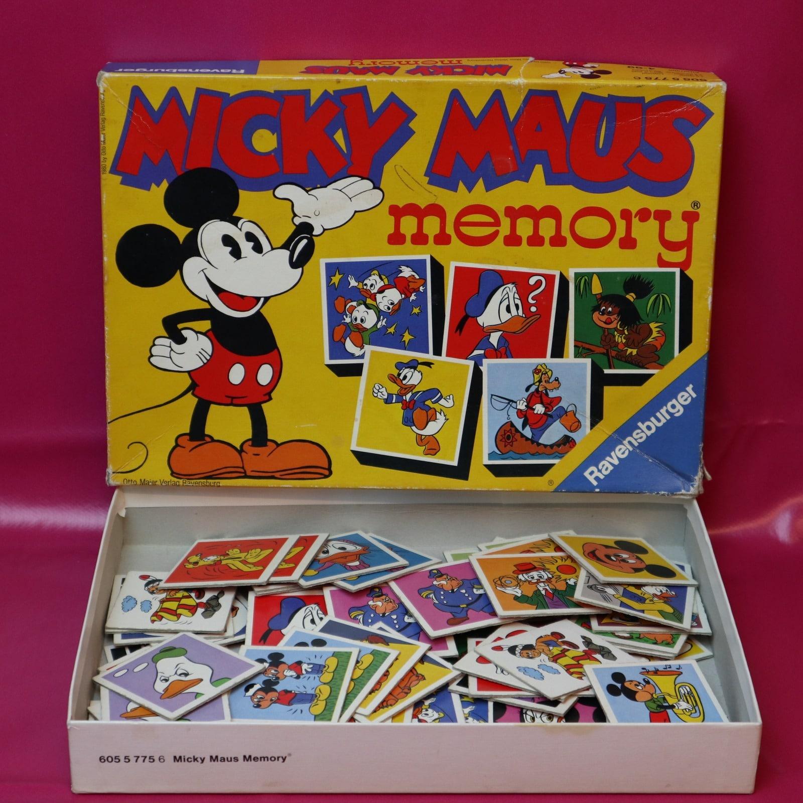 Micky Memory